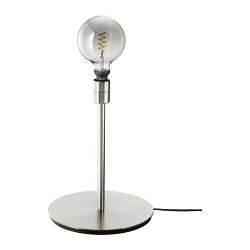 ROLLSBO/SKAFTET Lámpara mesa+bombilla
