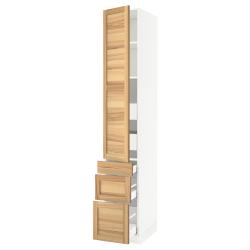 SEKTION/MAXIMERA High cab w door/3 fronts/5 drawers