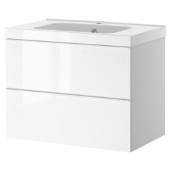 GODMORGON/ODENSVIK Armario lavabo 2 cajones 60cm