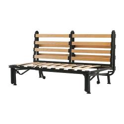 1 x LYCKSELE Estructura sofá cama 2 plazas