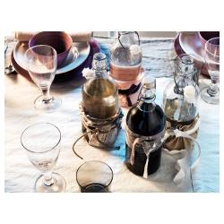 RÄTTVIK Copa de vino blanco, vidrio, 25cl