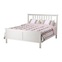 1 x HEMNES Armazón de cama Queen