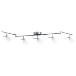 TIDIG Lámpara de techo con 5 focos