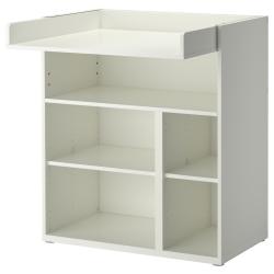 1 x STUVA Cambiador/escritorio