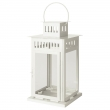 BORRBY Lantern for block candle