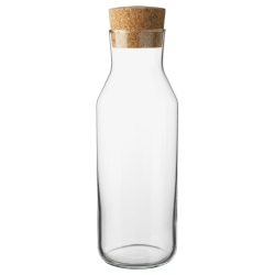 IKEA 365+ Carafe with stopper, 1lt