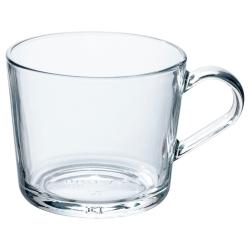 IKEA 365+ Taza de vidrio templado, 12 oz