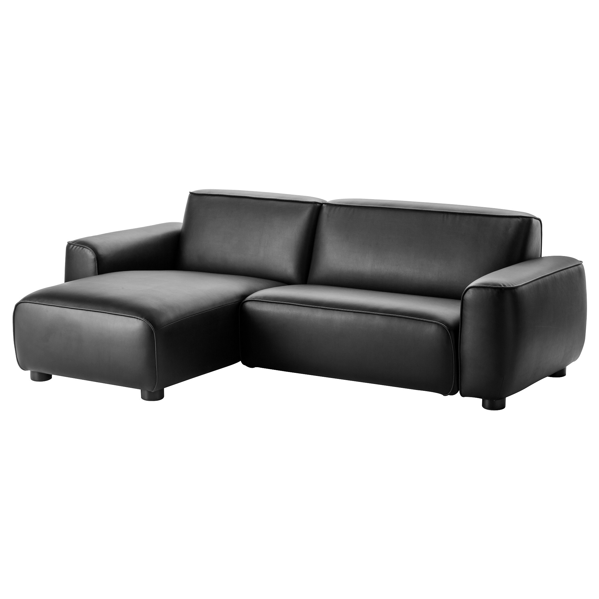 Dagarn sof 2 plazas chaise longue for Sofa 2 plazas mas chaise longue