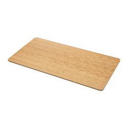 1 x ÖVRARYD Tablero de extensión 150x78 cm bambú