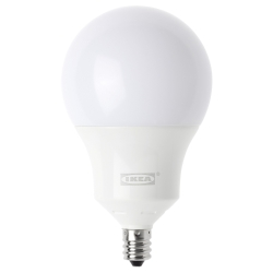 TRÅDFRI Bombilla inteligente LED E12 400 lúmenes