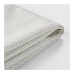 1 x EKTORP Cover para sillón, VITTARYD blanco