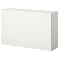 1 x KNOXHULT Armario de pared con puertas