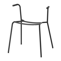DIETMAR Estructura inferior silla+reposabr