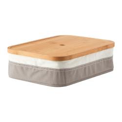 RABBLA Caja con compartimientos