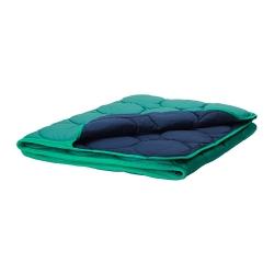 IKEA PS 2017 Saco de dormir verde/azul