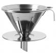 ÖVERST Filtro café metal 3p