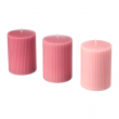 BLOMDOFT Scented block candle