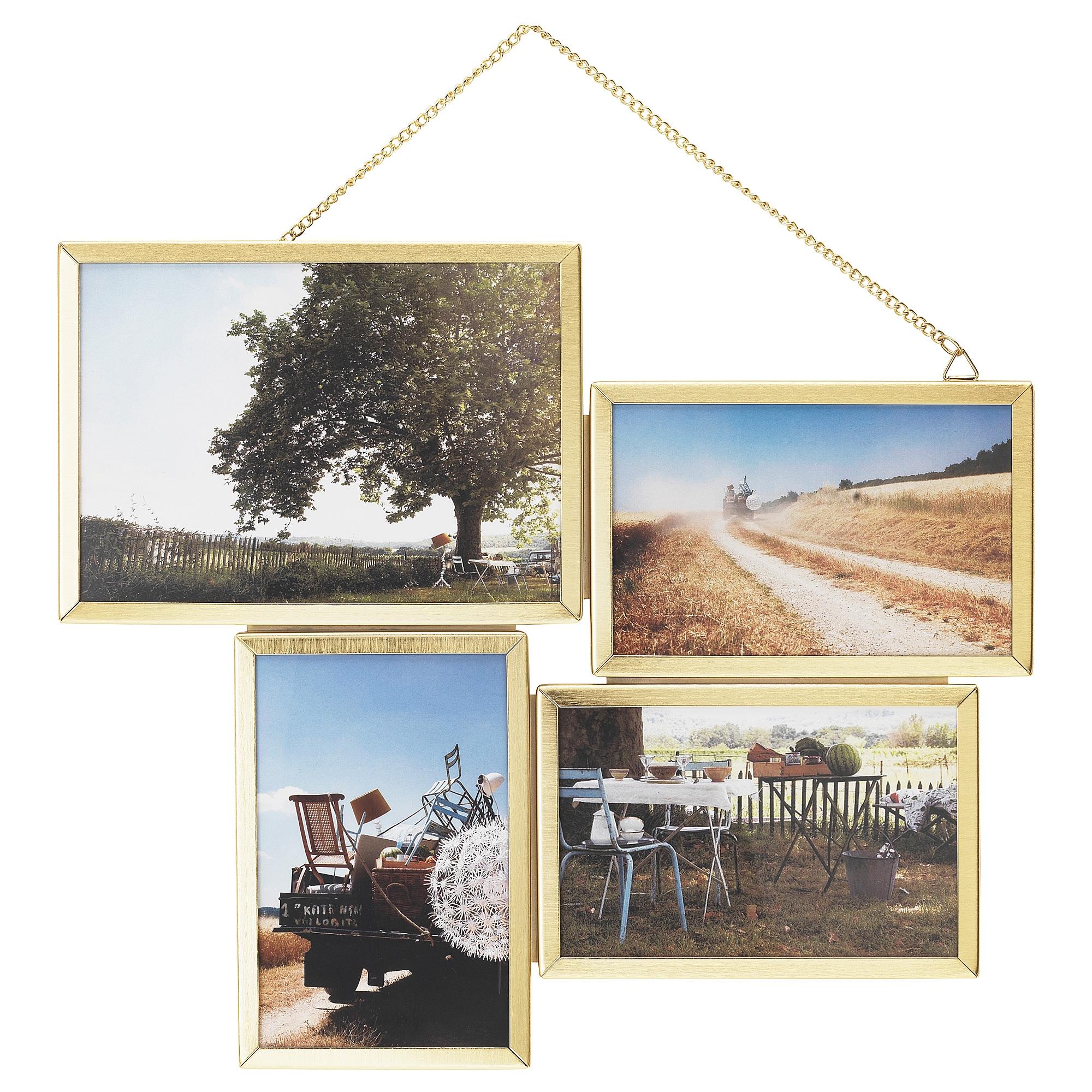 VESSIGE collage frame for 4 photos