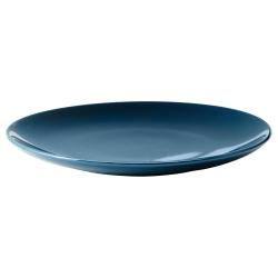 FÄRGRIK Plato de cerámica, Ø 8 ¼