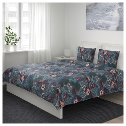FILODENDRON Quilt cover King and pillowcases