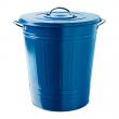 KNODD Cubo de basura con tapa