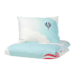 UPPTÅG Funda nórd y funda para almohada
