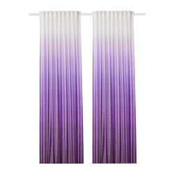STRANDTRIFT Cortinas, 1 par