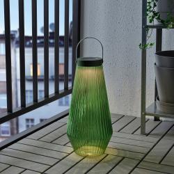 SOLVINDEN Lámpara de piso solar LED