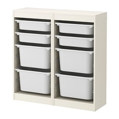 Ikea Trofast Unit Measurements ~ TROFAST storage combination