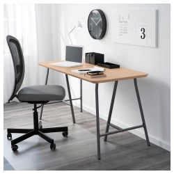 HILVER/LERBERG Table