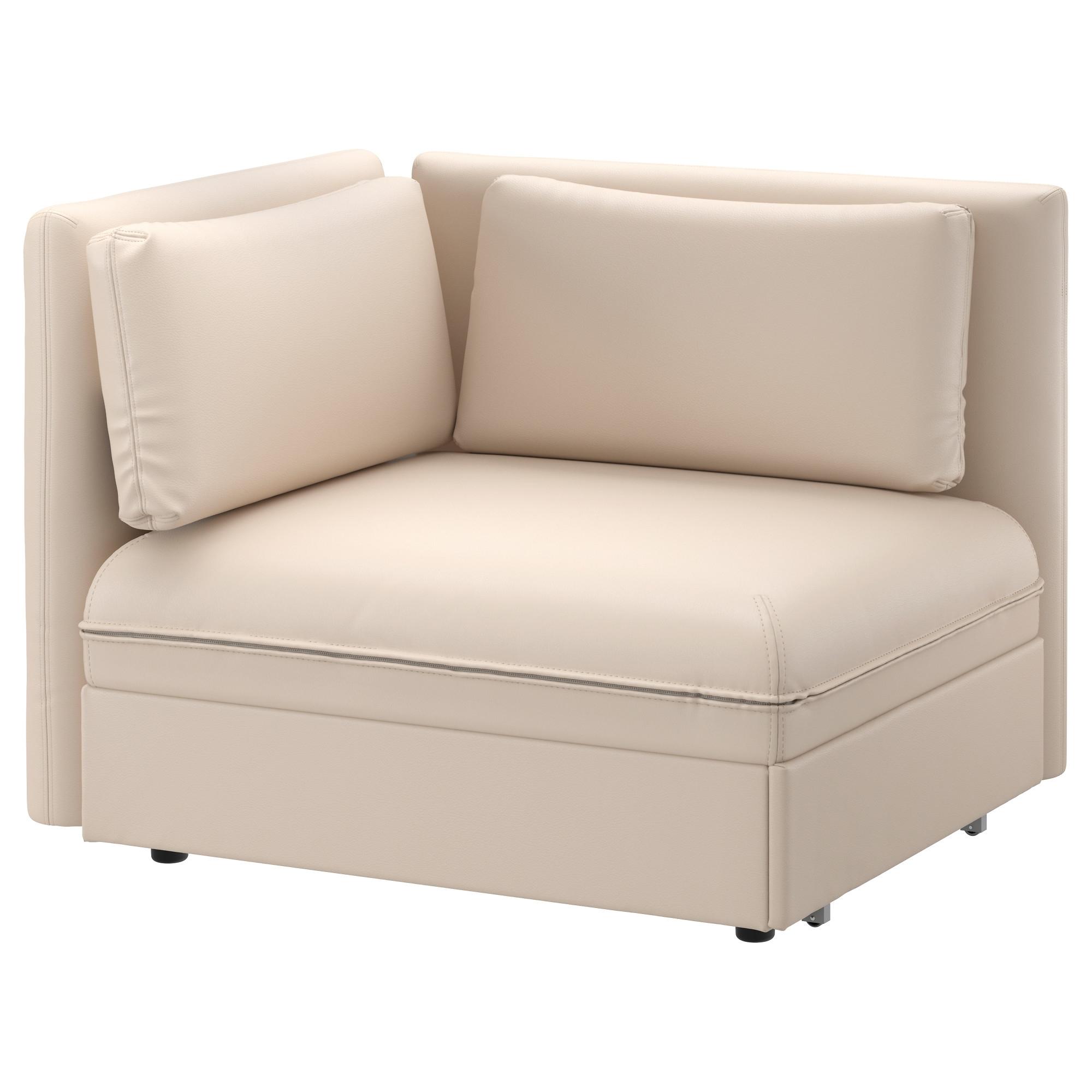 VALLENTUNA módulo asiento+cama+respaldo