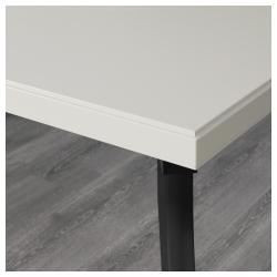 KLIMPEN/LALLE Mesa de escritorio 150x75 cm