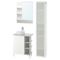 LILLÅNGEN/VISKAN/GUTVIKEN Muebles de baño j9