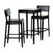 FREKVENS Mesa de bar+2 taburetes bar