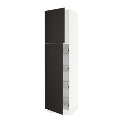 SEKTION Arm alto+puerta/canastas de alambre