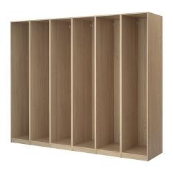 PAX 6 estructuras de armario
