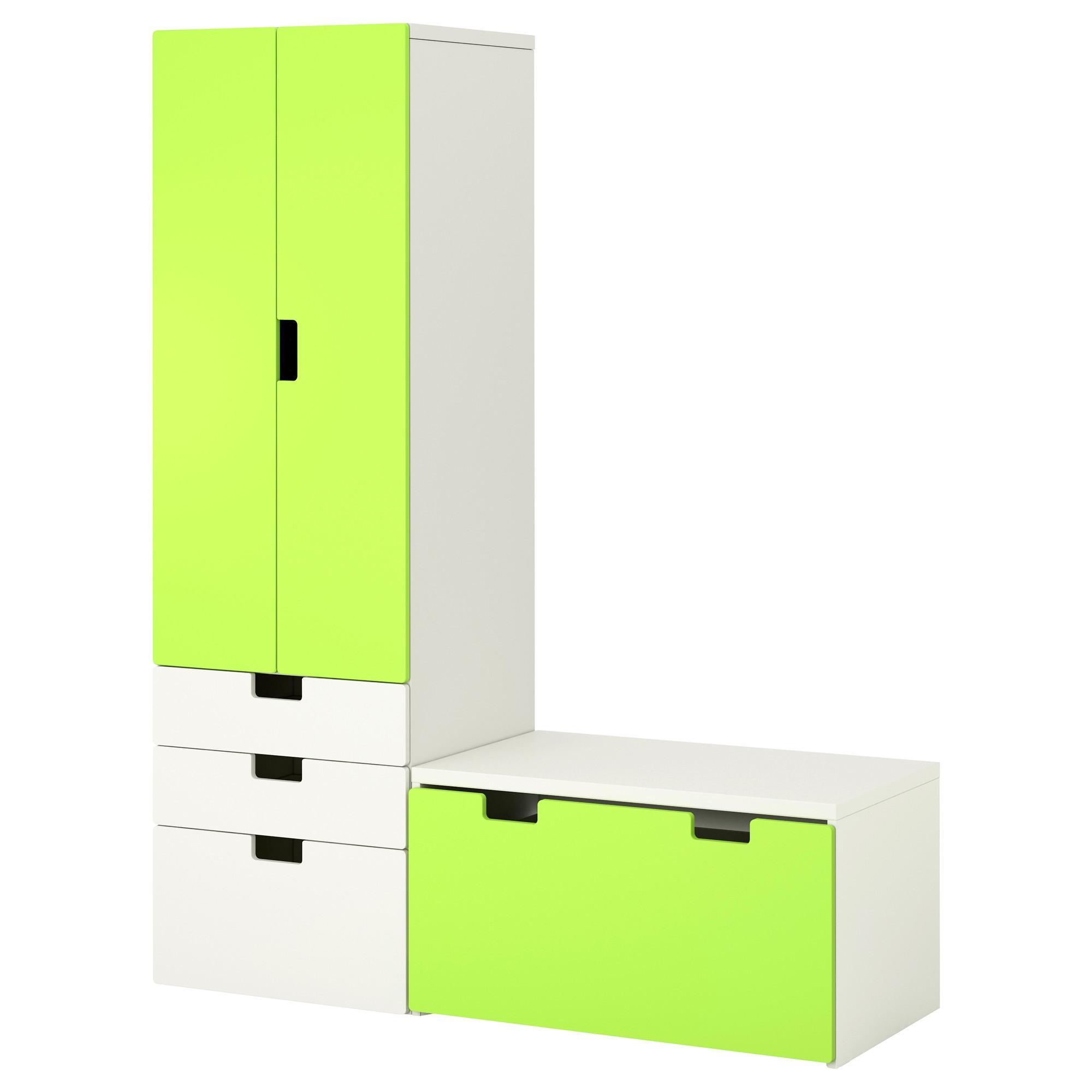 Stuva combinaci n almacenaje banco - Ikea ninos almacenaje ...