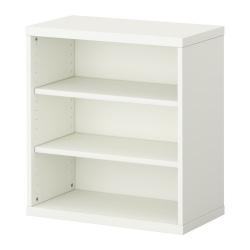 STUVA Combinación almacenaje+2 estantes