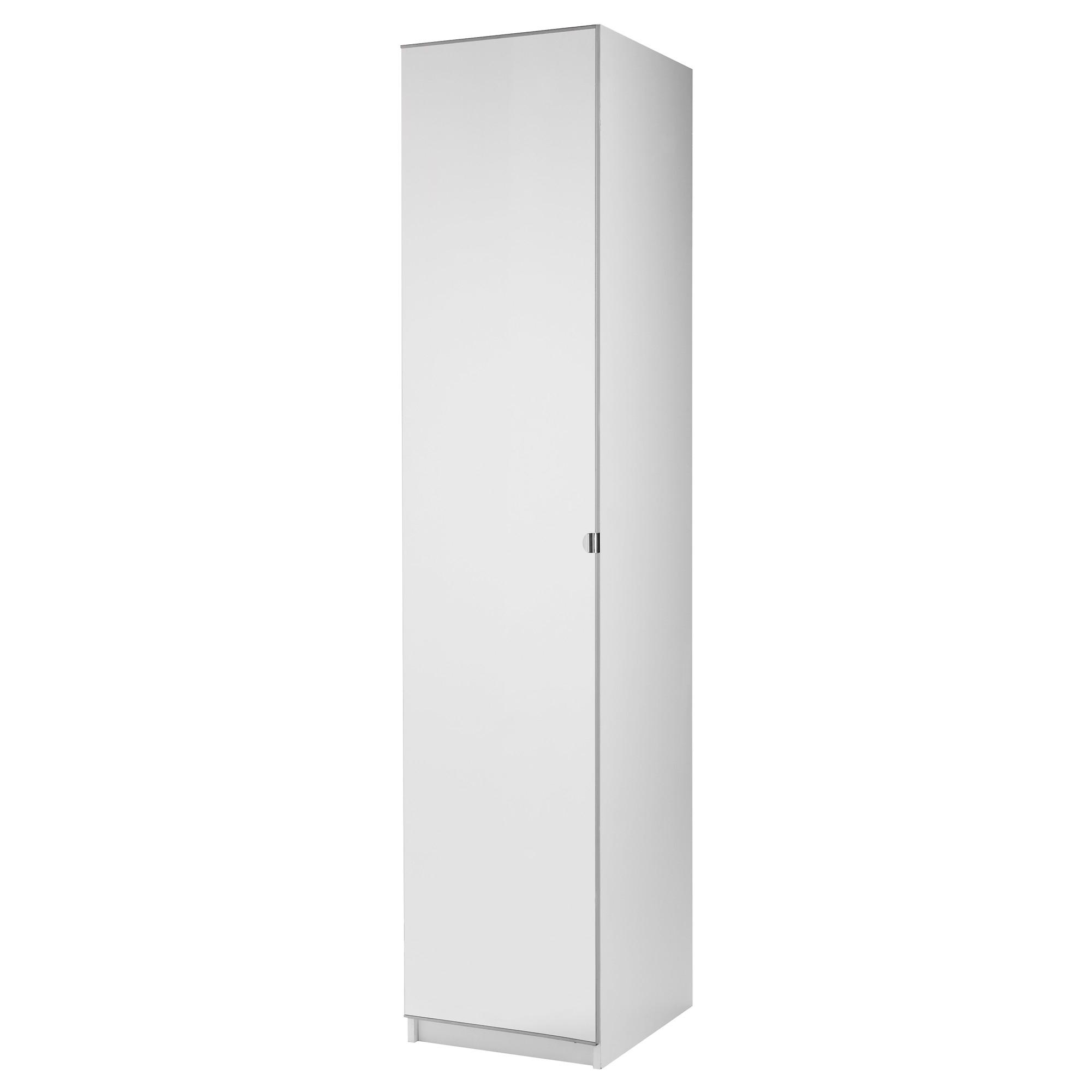 Pax armario con 1 puerta for Puertas armarios ikea