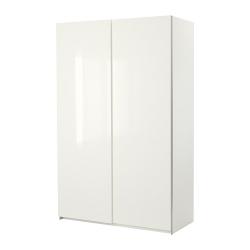 PAX Wardrobe with sliding doors