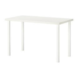 LINNMON/GODVIN Mesa de escritorio 120x60 cm blanco